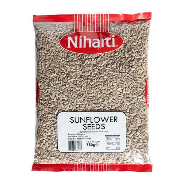NIHARTI SUNFLOWR SEEDS 750g