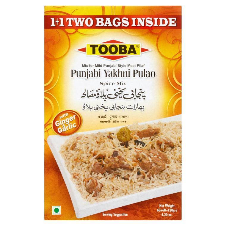 Tooba Punjabi Yakhni Pulao 100g